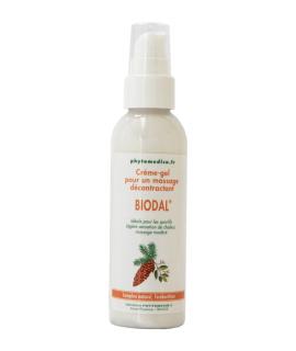 Biodal - crème de massage décontractant