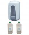 OFFRE : 2 Gels Hydro-Alcoolique 5000 ml achetés : 1 Distributeur mural offert