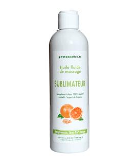 huile massage sublimateur