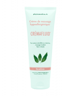 Crémafluid - creme hypoallergenique de massage