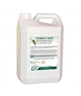 Désinfectant végétal de surface Végébact - Format 5L