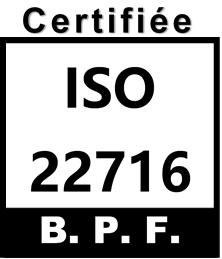 NF EN ISO 22716